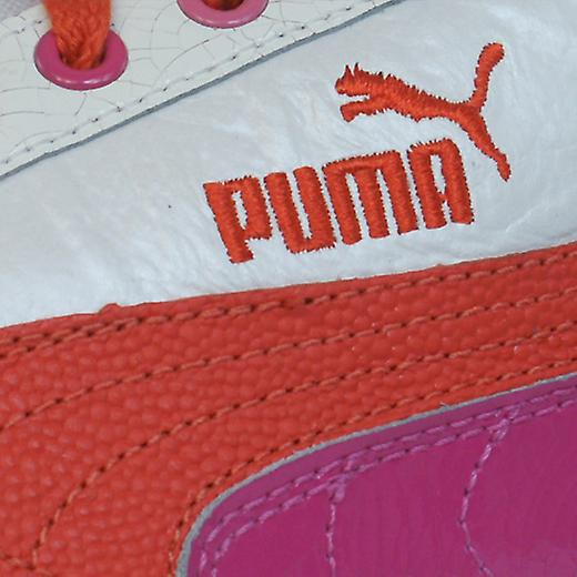 Puma Speed Cat 29 Elegant Womens Leder Ausbilder / Schuhe - weiss