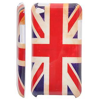 Bandera UK plástico duro Retro iPod touch 4