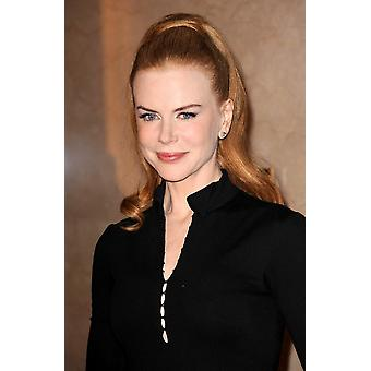 Nicole Kidman At In-Store Appearance For Nicole Kidman Donates Her Omega Constellation Timepiece Wrist Watch