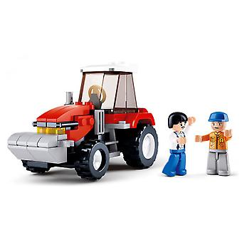 Sluban Town Tractor Parts 102 (Toys , Constructions , Vehicles)