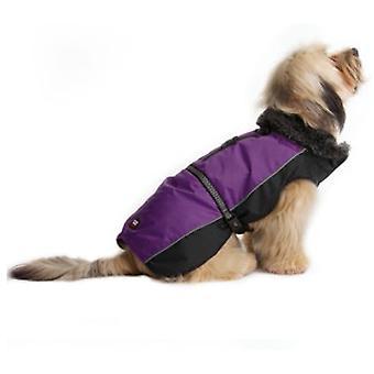 Dog Gone Smart Aspen Jackets Purple / Black 10