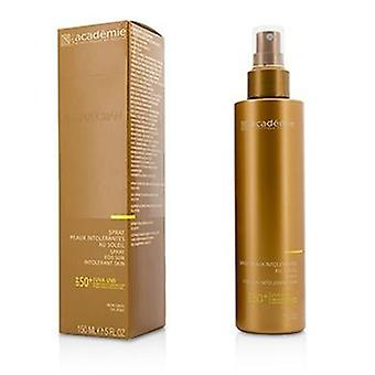 Academie Spray For Sun Intolerant Skin SPF 50+ - Oil Free - 150ml/5oz