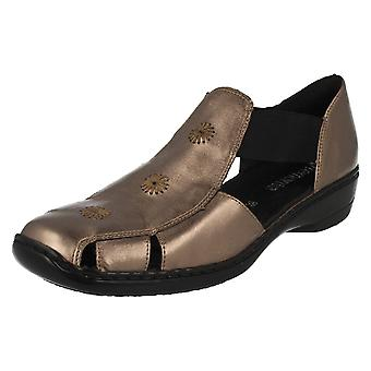 Ladies Remonte Heeled Shoes D1604