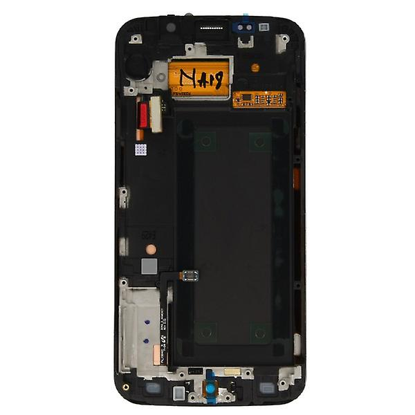 Display LCD complete set touch screen black for Samsung Galaxy S6 edge G925 G925F