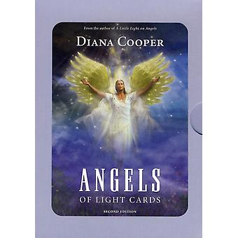 Angels of Light Cards (New Edition) (Cards) by Cooper Diana