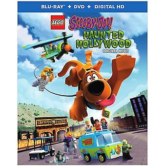 LEGO Scooby: Haunted Hollywood (utan statyett) [Blu-ray] USA import