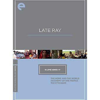 Eclipse Series 40 - Late Ray [DVD] USA import
