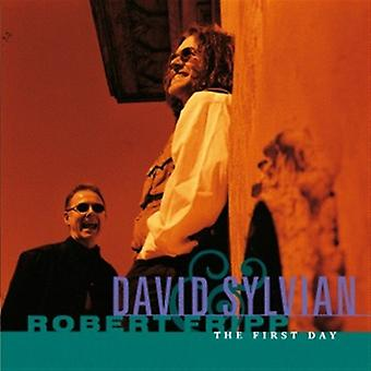 Sylvian, David / Fripp, Robert - første dag [CD] USA import