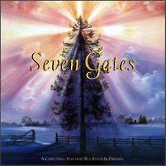 Ben Keith & Friends - Seven Gates-Christmas Album [CD] USA import