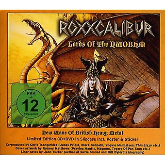Roxxcalibur - Lords af Nwobhm [CD] USA import