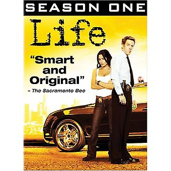 Life - Life: Season One [3 Discs] [DVD] USA import