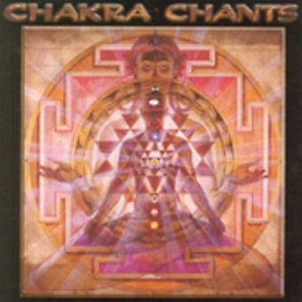 Jonathan Goldman - Chakra Chants [CD] USA import