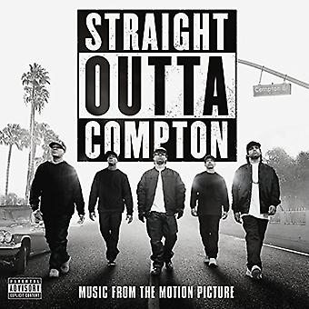 Soundtrack - Straight Out(Ex/2LP) [Vinyl] USA import