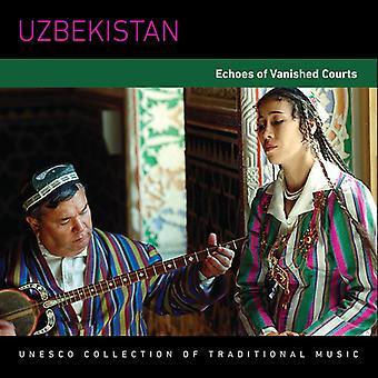 Forskellige kunstner - Usbekistan: Ekkoer af forsvandt domstolene [CD] USA import