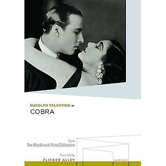 Cobra [DVD] USA importerer