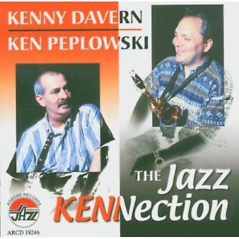Pizzarelli/Peplowski - Jazz Kennection [CD] USA import