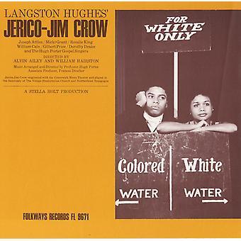 Hugh Porter - Langston Hughes' Jericho-Jim Crow [CD] USA import