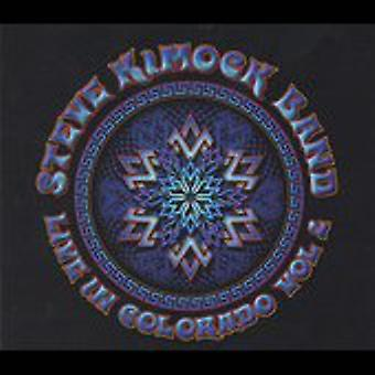 Steve Kimock Band - Steve Kimock Band: Vol. 2-Live fra Colorado [CD] USA import