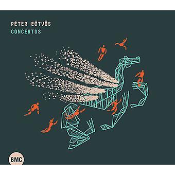 Eotvos / Suwanai / Göteborg Symfoniorkester - koncerter [CD] USA import