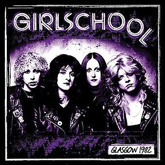 Girlschool - importación de Estados Unidos Glasgow 1982 [CD]