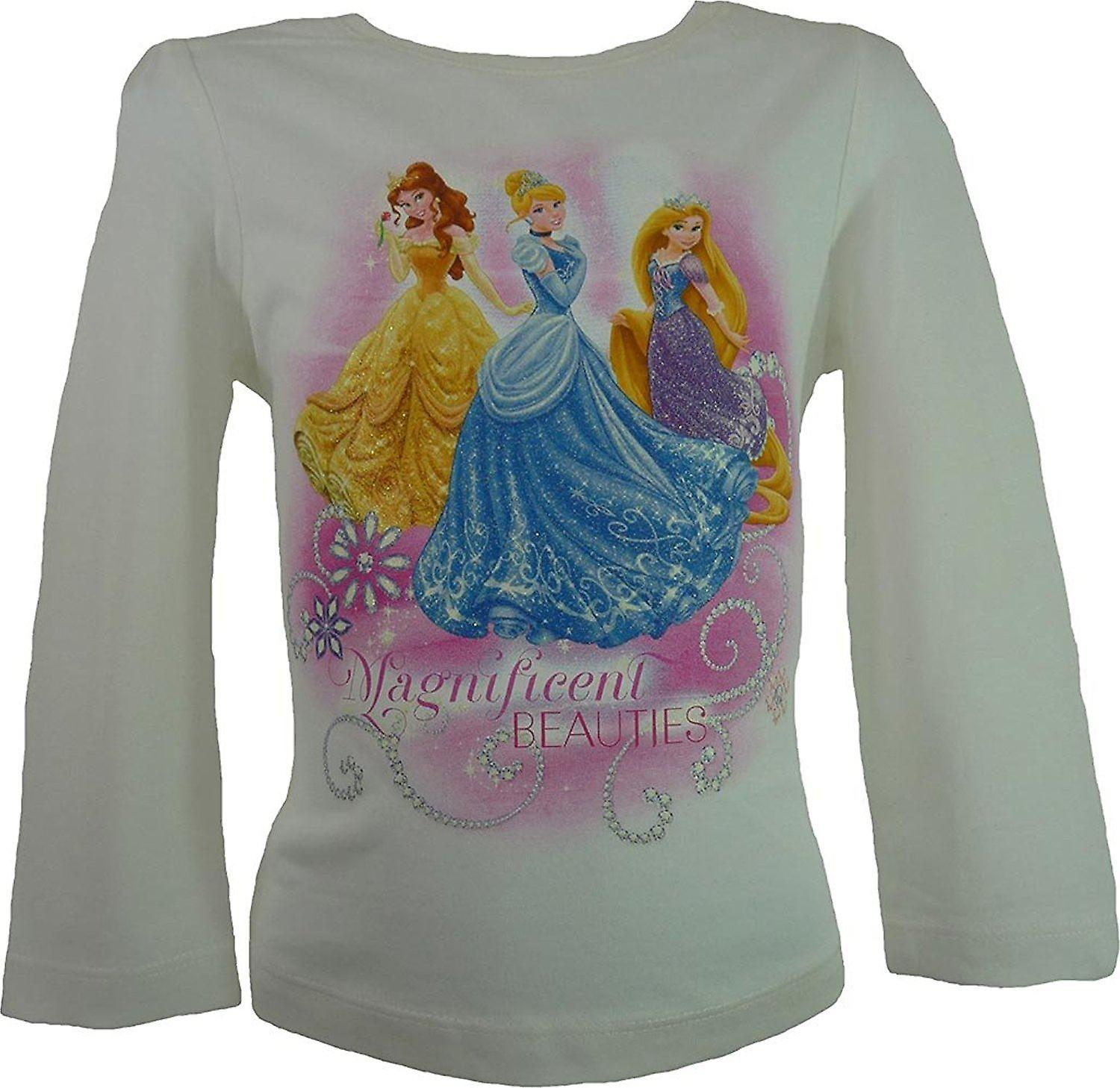 Girls Disney Princess Long Sleeve Top NH1119