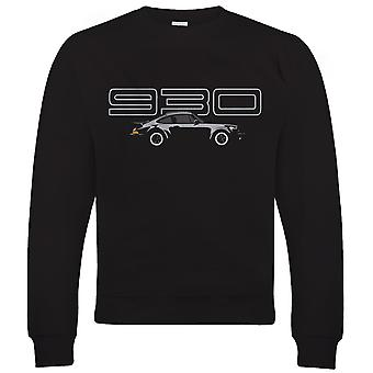 Vectorbomb, 930 Mens bilen Sweatshirt