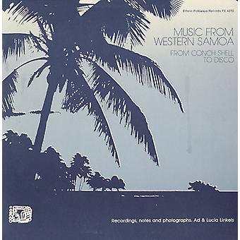 Musikk fra Western Samoa: Fra konkylie Shell platen - musikk fra Vest-Samoa: fra konkylie Shell platen [DVD] USA Importer