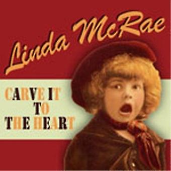 Linda McRae - snitte det til hjertet [CD] USA importen