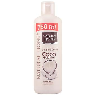 Natural Honey Coco Addiction Shower Gel 750 Ml.