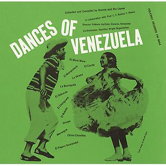 Danse i Venezuela - danse i Venezuela [CD] USA importerer