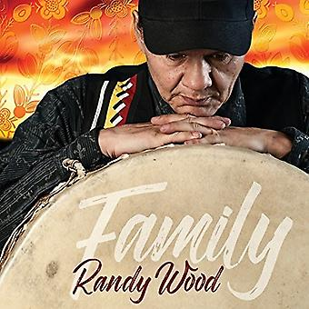 Randy Wood - familie [CD] USA import