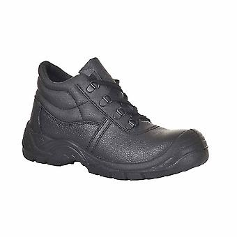 Portwest - Steelite Protector Workwear Ankle Boot Scuff Cap S1P