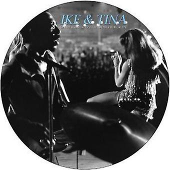Ike Turner & Tina - Turner Ike & Tina-on the Road Picture [Vinyl] USA import