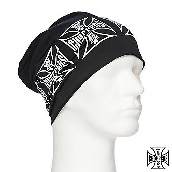 West Coast choppers Beanie cross slouch