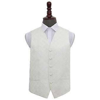 Ivoor Diamond Wedding gilet
