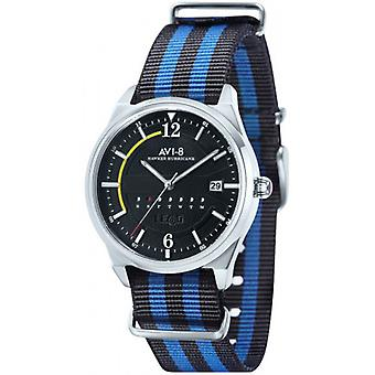AVI-8 Hawker Hurricane Watch - Blue/Black