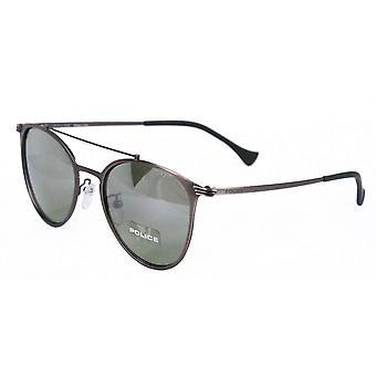 Police SPL156 KAAX RIVAL 9 Aviator Sunglasses