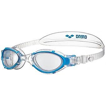 Arena Nimesis Crystal Woman Swim Goggle - Clear Lens - Clear/Light Blue