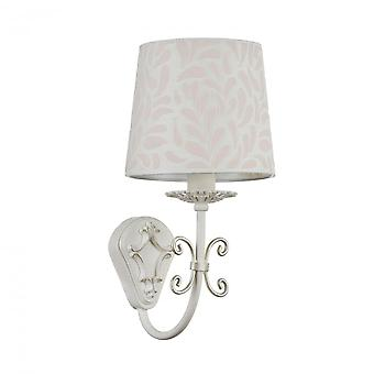 Maytoni Lighting Emilia Elegant Collection Sconce, Cream