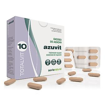Soria Natural Totalvit 10 Azubit For Diabetics