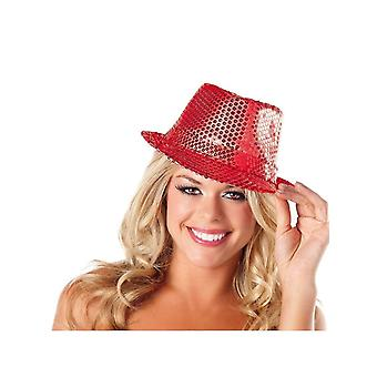 Be Wicked BW0708 Sequin Fedora Hat