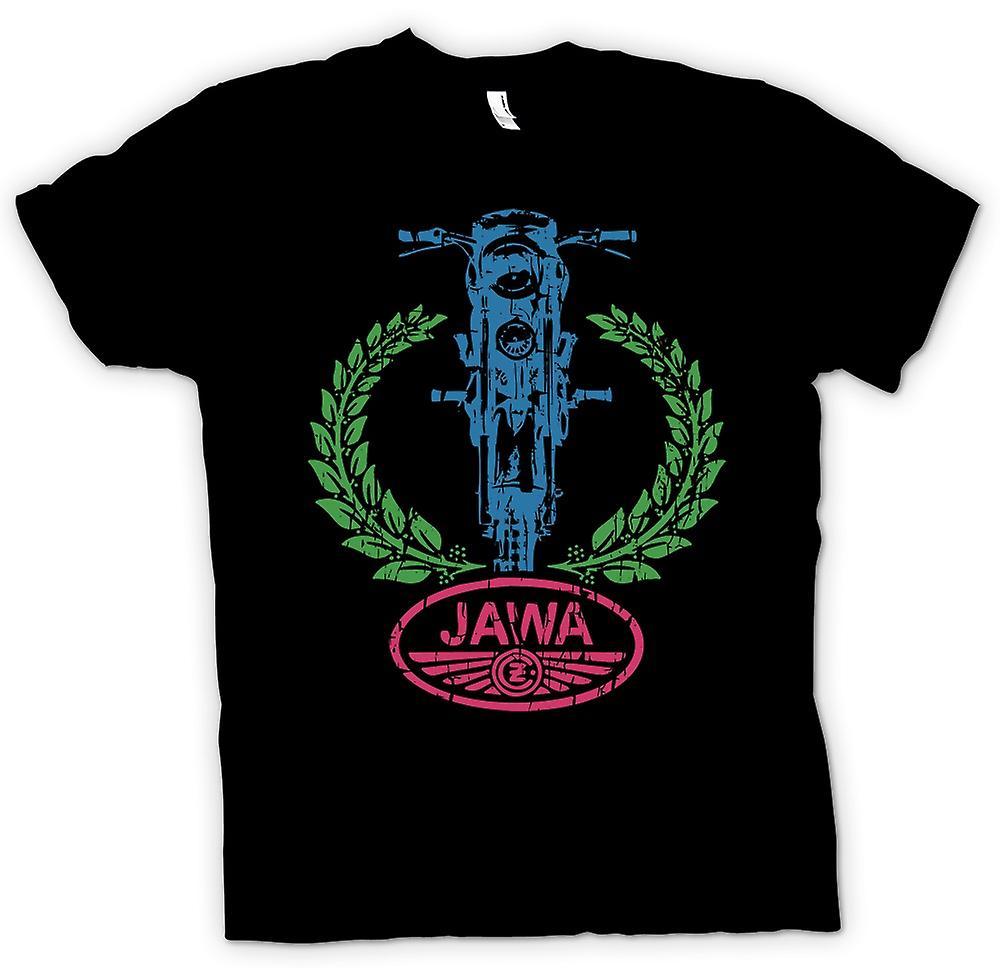 Kids t-shirt-Jawa CZ