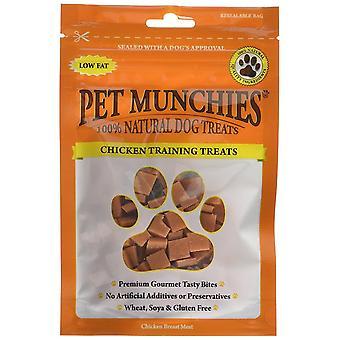 Pet Munchies Chicken Training Dog Treat 50g, Pack of 8