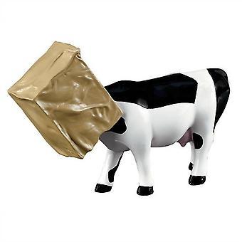 Desfile, piel de la vaca vaca (medio)