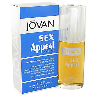 Sex Appeal Cologne Spray By Jovan