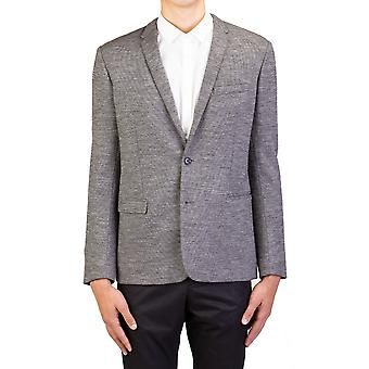 Dior Homme Men's Soft Virgin Wool Two-Button Sportscoat Jacket Grey