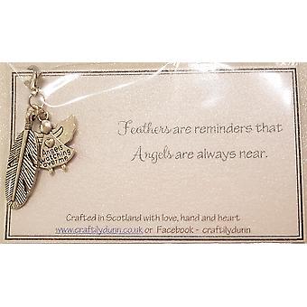 Craftilydunn Angel Memorial kort V1