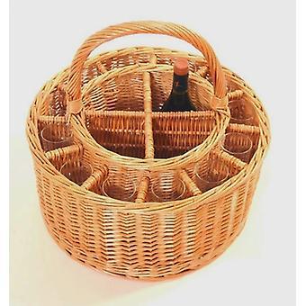Deluxe-Feier Getränke Basket