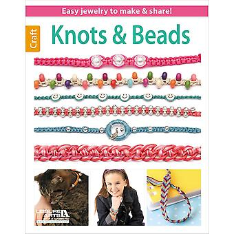 Leisure Arts-Knots & Beads