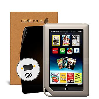 Celicious Privacy 2 vie Visual Black Out Screen Protector per Barnes & Noble NOOK Tablet